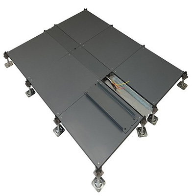 Trunk steel OA intelligent network floor